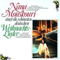 NANA MOUSKOURI -SINGT DIE SCHÖNSTEN DEUTSCHEN WEIHNACHTSLIEDER;CD 11 TRACKS NEW+
