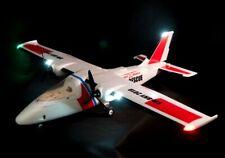 RC Airplane KIT Binary 1200 mm Wingspan EPO Twin Motor Multirole Survey FPV