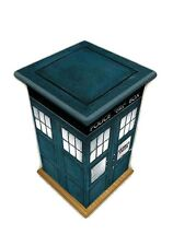 Police Box Tardis Wooden Cremation Ashes Urn Adult - UU900053A