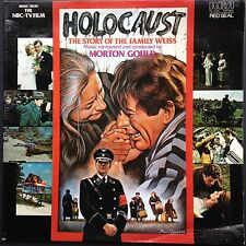 Morton Gould: Music from the NBC-TV film HOLOCAUST LP 1978 Story of Family Weiss