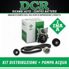 Kit Distribuzione + Pompa + Cinghia INA 530023930 FORD FIESTA V 1.4 TDCi 68CV