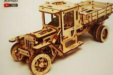 Ugears Truck UGM-11 Mechanical Wooden Model KIT