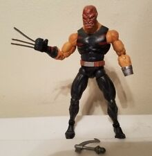 TOY BIZ MARVEL LEGENDS GIANT-MAN B.A.F SERIES A.O.A WOLVERINE(JAMES HOWLETT)