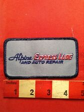 Car Shop Related Patch ALPINE EXPRESS LUBE AUTO REPAIR Vancouver Washington C63G