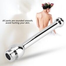 Shower Enema Water Nozzle Head Anal Douche Vaginal Clean Washing Cleaner Toy
