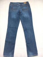 Aeropostale Bayla Skinny Denim Jeans - Junior's Size 3/4 Short