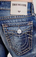 True Religion RICKY SUPER T Straight Jeans size 38 $349 SALTWATER USA MADE