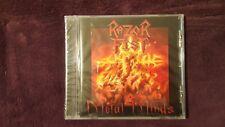 RAZOR FIST - METAL MINDS. CD NEW SEALED