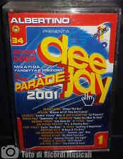 MC DEEJAY PARADE 2001 MC 1 Albertino Fargetta Prezioso