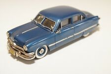 . U.S.A. MODELS MOTOR CITY MC-10 FORD CUSTOM DELUXE COUPE BLUE VN MINT CONDITION