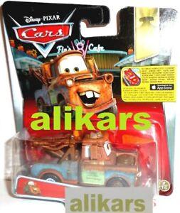 MATER - Radiator Springs Disney Pixar Cars App Mattel 1:55 new original toy