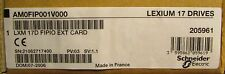 SCHNEIDER ELECTRIC AM0FIP001V000 Lexium 17 Drives LXM 17D FIPIO EXT Card *SEALED