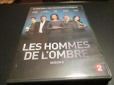 """COF 2 DVD """"LES HOMMES DE L'OMBRE - SAISON 2"""" Carole BOUQUET, Bruno WOLKOWITCH"""