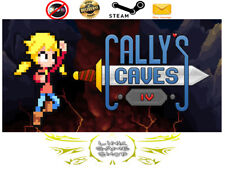 Cally's Caves 4 PC Digital STEAM KEY - Region Free
