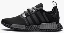 NEW ADIDAS NMD R1 BOOST athletic sneaker Mens Running shoes black SIZE 9.5