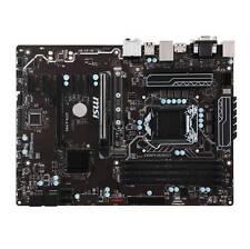 MSI Z270-A PRO LGA1151/ Intel Z270/ DDR4/ 2-Way CrossFireX/ SATA3&USB3.1/ M.2/