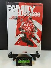 Amazing Spider Man Family Business (Hardcover) NEW TPB Graphic Novel Kingpin