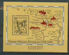 DDR Briefmarken 1989 Thomas Müntzer Mi.Nr.3237 Postfrisch