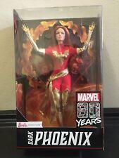 Marvel 80 Years Barbie Signature Series - Dark Phoenix - New Limited Edition
