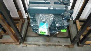 Reman Engine To Fit Bobcat Skid Loader S160 S185  KUBOTA V2003TMDI 6683203