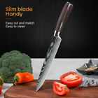 8 Inch Slicing Carving Knife Kitchen Chef Cutting Chopping Meat Knife Damascus