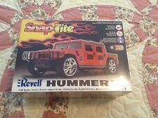 Brand new Revell Snaptite, 85-1938,1/25, Hummer H1 snap tite model kit