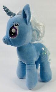 "Build A Bear My Little Pony Trixie Lulamoon Stuffed Plush 15"""