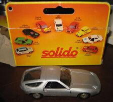 SOLIDO PORSCHE 928 S MINT IN BOX