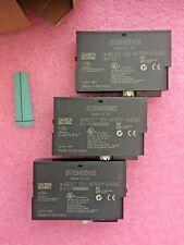 SIEMENS ET 200s Digital Output Module 6ES7 132-4FB01-0AB0 Simatic 2DO,  PLC 3 pc