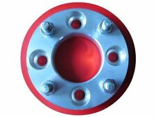 """4x4.25 to 4x4.5 / 4x108 to 4x114.3 US Wheel Adapters 1"""" Thick 1/2"""" Studs x2 Rims"""