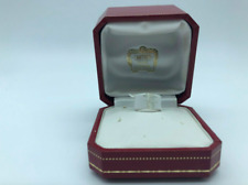 GENUINE CARTIER ring case box jewelry 0311006m