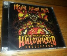 NEW SEALED INSANE CLOWN POSSE 20TH ANNIVERSARY HALLOWICKED COLLECTION CD Twiztid