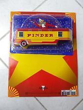 Semi remorque Claverie cirque Pinder Ixo Altaya 1/64 fascicule miniature
