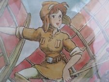 Nausicaa of the Valley of the Wind original poster