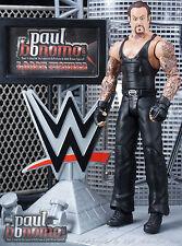 LOOSE UNDERTAKER WWE MATTEL BASIC SERIES 63 FIGURE IN STOCK FREE SHIPPING!!!