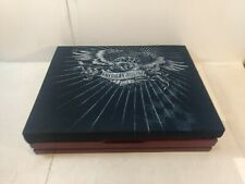 American Original Tattoo Kit In Wooden Case  t5702