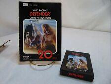 Atari 2600 Defender Sears tele-games