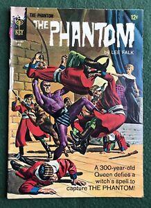 The Phantom #17 Gold Key Silver Age by Lee Falk fair
