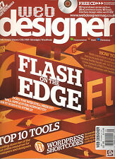 WEB DESIGNER UK Issue 186 How to Build jQuery Plug-ins HTML5 infographics + CD