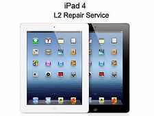 Apple iPad 4 A1458 A1459 A1460 Home Button Repair Replacement Service