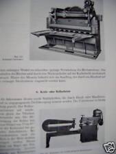 2 Bd. Metallbearbeitung 1950