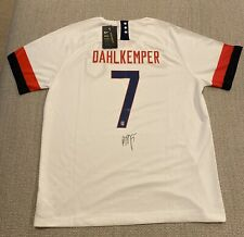 Exact Proof! Abby Dahlkemper Signed Autographed Uswnt Jersey Soccer #7 2019