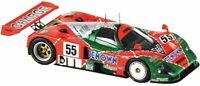 Mazda 787B #55 Winner Le Mans 1991 - 1:43 Spark Hachette Model Car ref gj