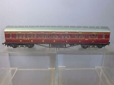 MAINLINE MODEL No.37109 LMS 57' STANIER 1st /3rd COMPOSITE SIDE CORRIDOR COACH