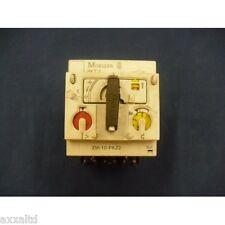 Bloc DE PROTECTION MOTEUR MOELLER PKZ2 / zm-10 unité utilisée