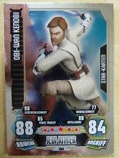 Force Attax Star Wars Serie 3 (2012), Obi-Wan Kenobi (194),Star-Karten
