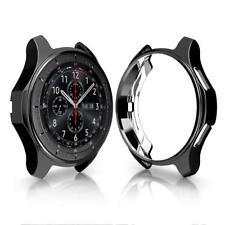 Samsung Gear S3 Frontier/Galaxy Watch 46mm Case Soft Scratch-Proof Bumper Shell