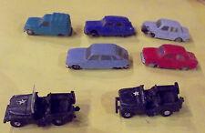 7 ancienne voiture NOREV & EKO