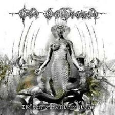 """GOD DETHRONED """"THE LAIR OF THE WHITE WORM"""" CD NEW+"""