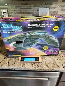 ROMULAN WARBIRD Star Trek The Next Generation Playmates  Ship